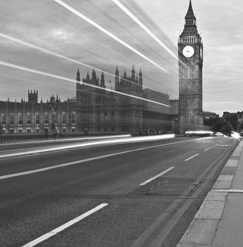 Westminster Bridge by Paul Clarke