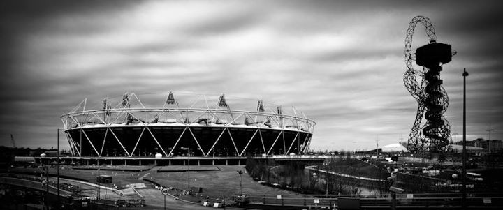 Olympic Stadium by TC Tran