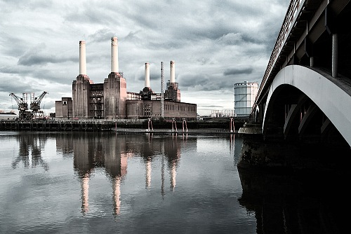 Battersea7 by Geoff Watt